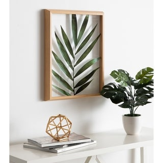 Link to Kate and Laurel Blake Botanical 5F Printed Glass by Amy Peterson Similar Items in Art Prints