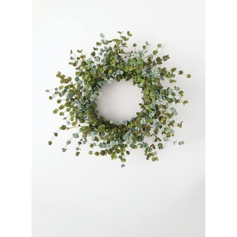 Sullivans Mini Eucalyptus Berry Wreath
