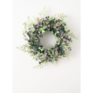 Link to Mix Lavender Wreath Similar Items in Decorative Accessories
