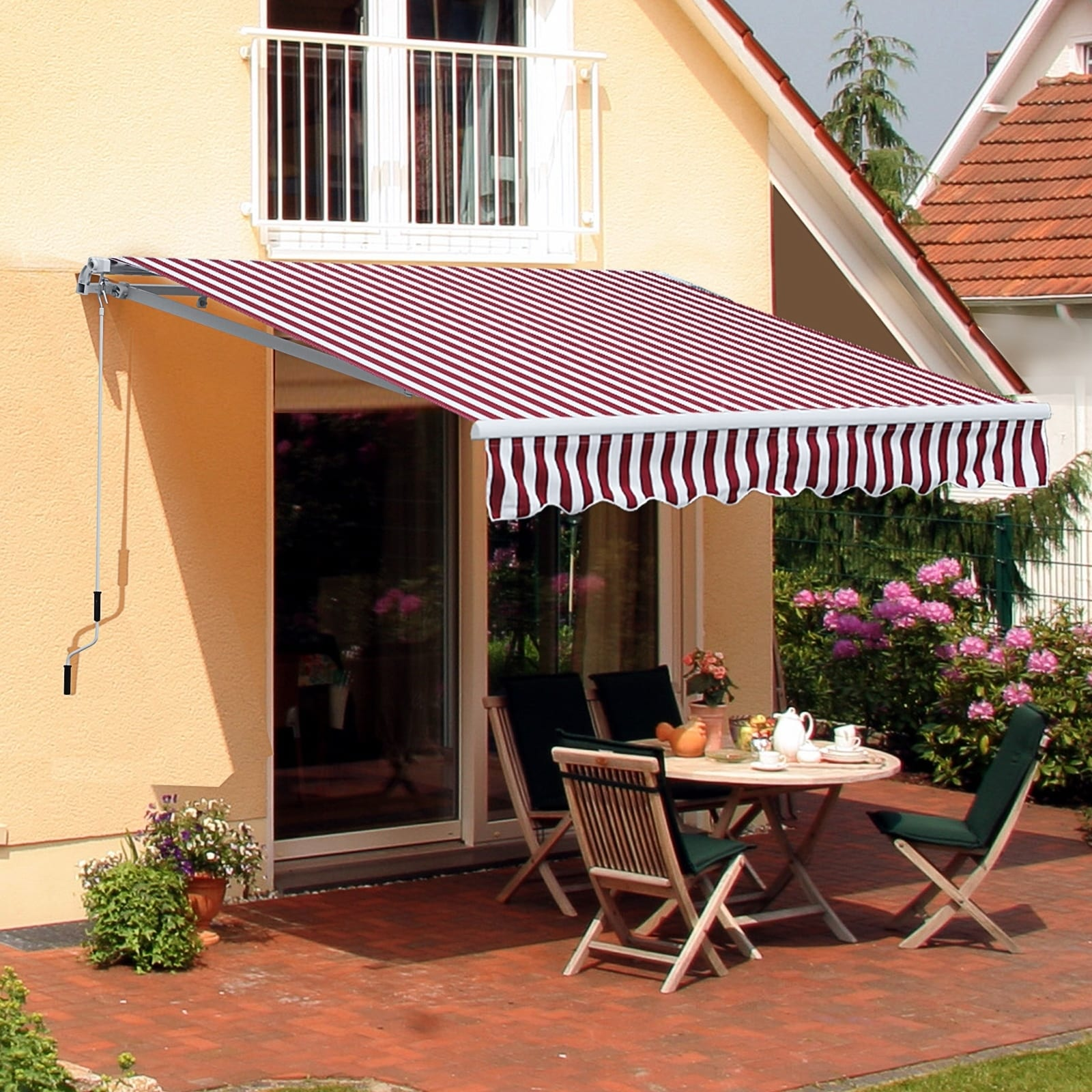 Patio Furniture Accessories Awnings