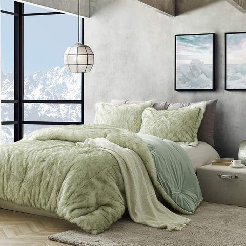 Coma Inducer Oversized Comforter - Arctic Moss - Tundra Green