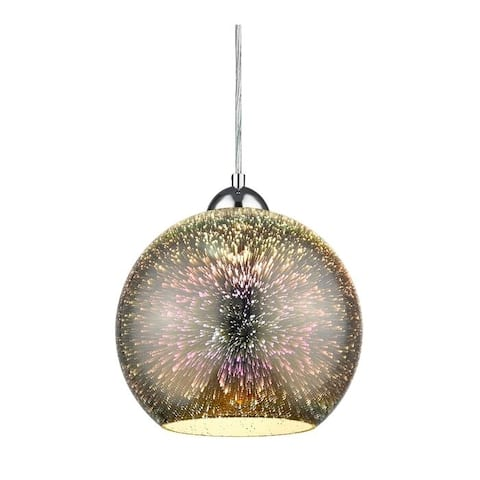 Richville 1 - Light Single Dome Pendant