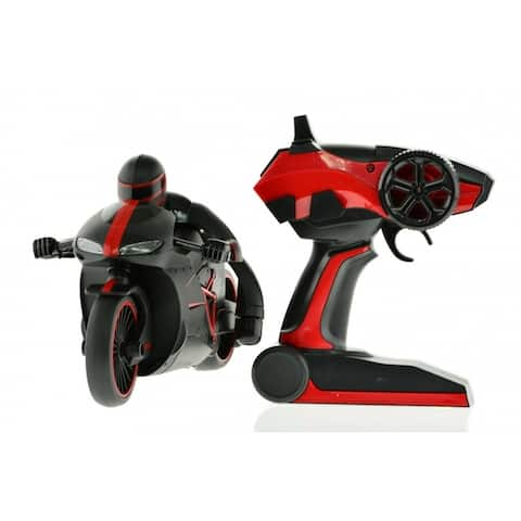 Remote control motorcycle - Red