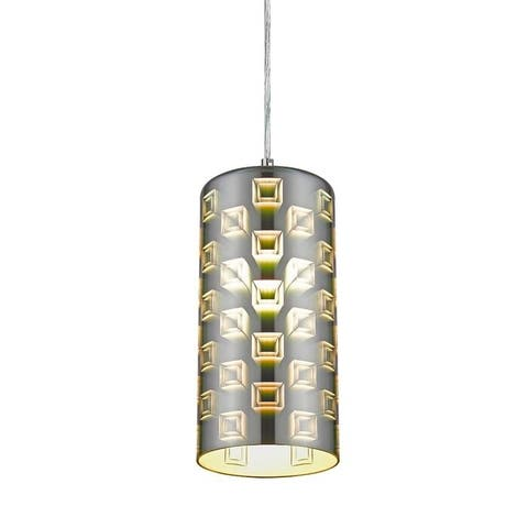 Rickard 1 - Light Single Cylinder Pendant