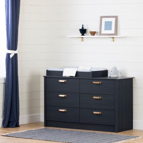 South Shore Admiral Changing Table