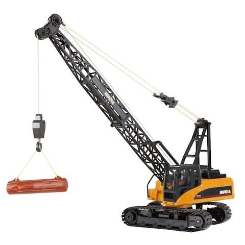 Remote control crane