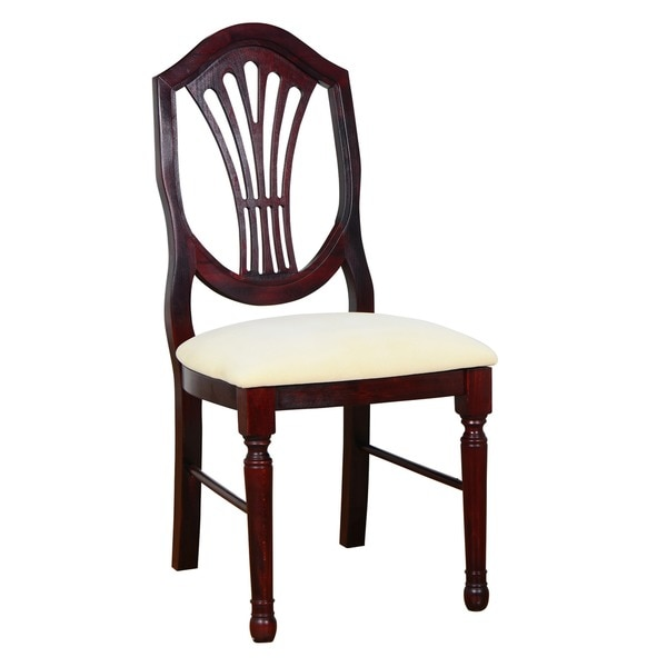 Buckingham Dining Chair in Medium Oak (As Is Item)