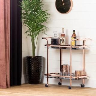Link to South Shore Maliza Bar Cart Similar Items in Home Bars