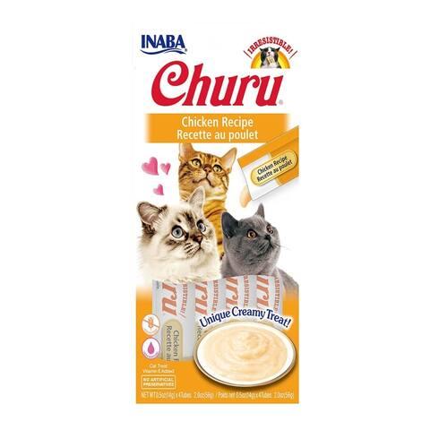Creamy Chicken Cat Treat w/ Vitamin E, 2 oz