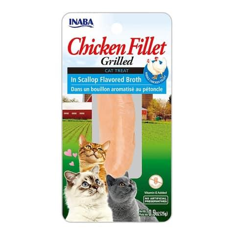 Grilled Chicken Fillet in Scallop Flavored Broth w/ Vitamin E, 25 gm