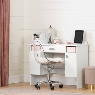 Link to South Shore Tiara Makeup Desk Similar Items in Desks & Computer Tables
