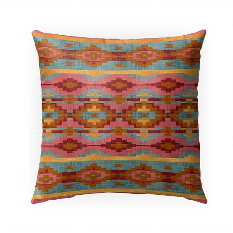 CANYON Indoor Outdoor Pillow by Kavka Designs - 18X18