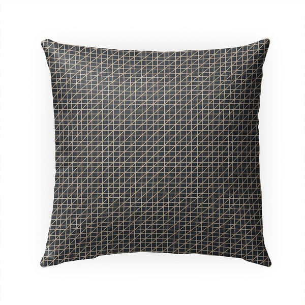 AXIS EARTH Indoor|Outdoor Pillow By Becky Bailey - 18X18