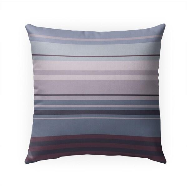 HORIZON IRIS Indoor Outdoor Pillow By BG Riley - 18X18
