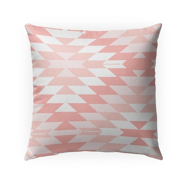 SAN PEDRO PASTEL Indoor Outdoor Pillow By Becky Bailey - 18X18
