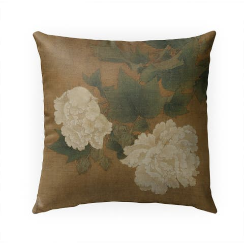 LARKSPUR Indoor Outdoor Pillow by Kavka Designs - N/A - 18X18
