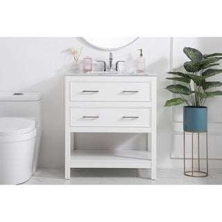 30-Inch Single Bathroom Vanity