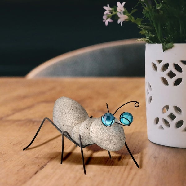 "Res&Met 'Cement' Ant 12"""