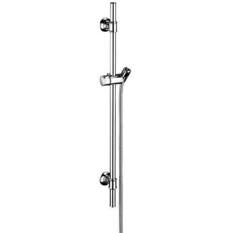 Axor Montreux 36-In Slide Bar with 63-In Hose