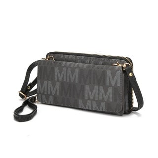 Link to MKF Collection Dole M Signature Wallet Crossbody by Mia K. Similar Items in Shop By Style