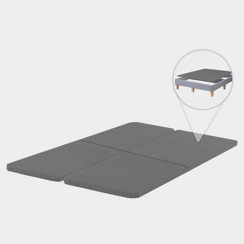 Onetan 1.5-Inch Wood Foldable Bunkie Board For Mattress/Bed Support