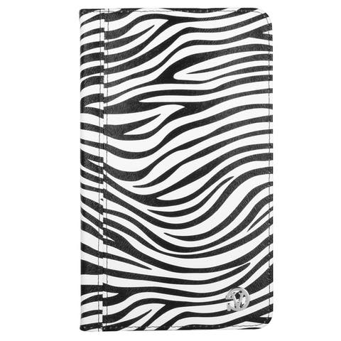 Portfolio Case with Stand for Samsung Galaxy Tab 4 8.0 Inch Tablet - 9 X 7 INCH