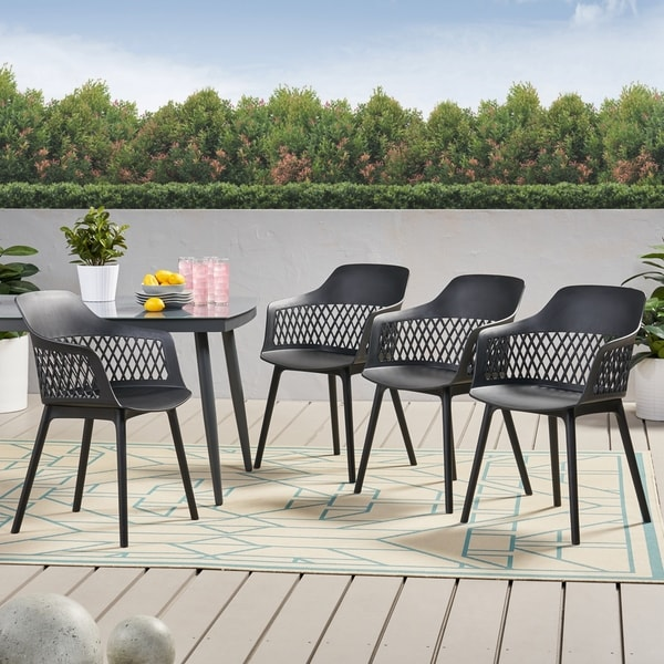 Buy Patio Dining Chairs Online At Overstock Our Best Patio Furniture Deals