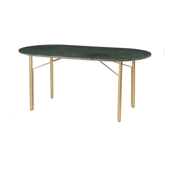 Aurelle Home Venova Modern Marble Dining Table. Opens flyout.