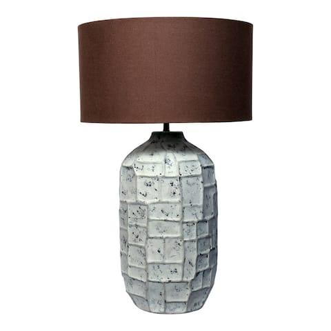 Aurelle Home Textured Table Lamp