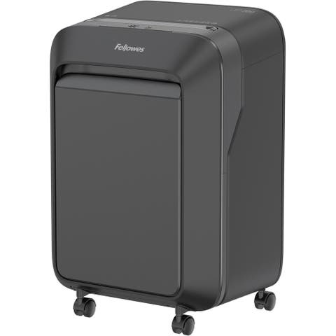 Fellowes 5015201 Powershred LX210 Micro Cut Shredder (Black)