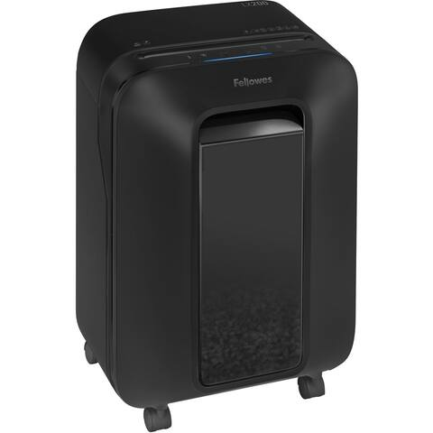 Fellowes 5015001 Powershred LX200 Micro Cut Shredder (Black)