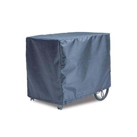 Tea Cart Cover - Shield Gold