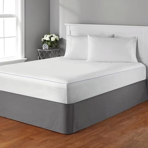Cooling Fitted Mattress Protector