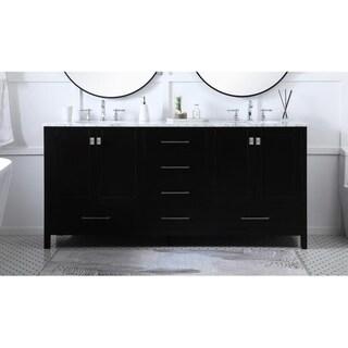 72-Inch Double Bathroom Vanity
