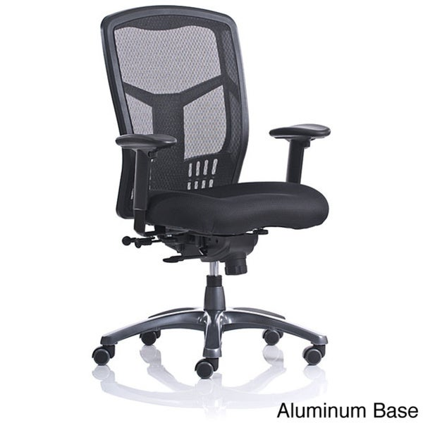 Ergo mesh high back executive chair free shipping today overstock