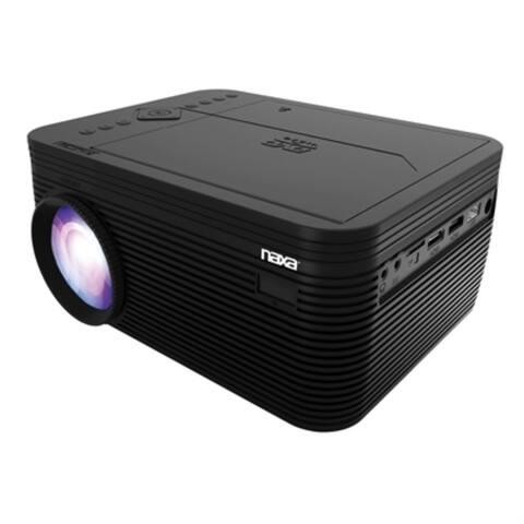 Naxa NVP-2500 LCD Projector - 16:9 - Black
