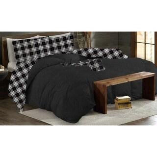 Rustic Cabin- Finnegan Gray 3Pcs Comforter Set