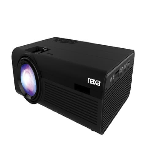 Naxa NVP-2000 LCD Projector - 16:9 - White