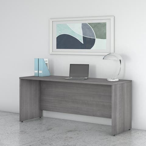 Studio C 72W x 24D Credenza Desk by Bush Business Furniture