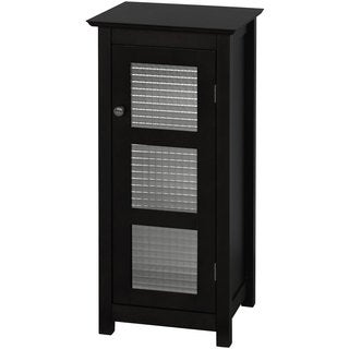 Windham Floor Cabinet with Glass Door by Elegant Home Fashions