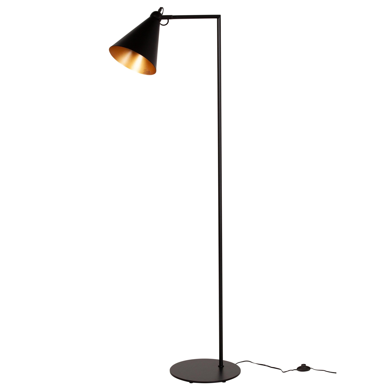 Cylinder Task Floor Lamp Matte