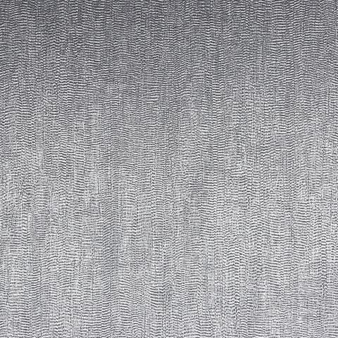 Water Silk Plain Charcoal Wallpaper