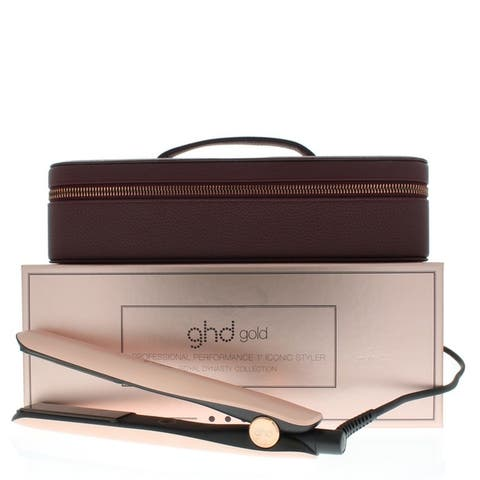 """GHD Gold Professional Performance 1"""" Iconic Styler Royal Dynasty Collection Rose Gold"""