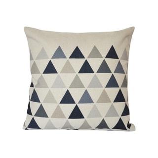 Lauren Taylor- Printed Faux Linen Cushion