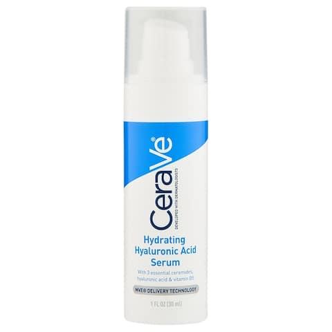 CeraVe Hydrating Hyaluronic Acid Serum 1 oz