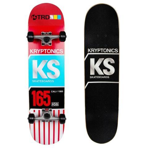 "Kryptonics Star Series Complete Skateboard (31"" x 8"") - 31"""
