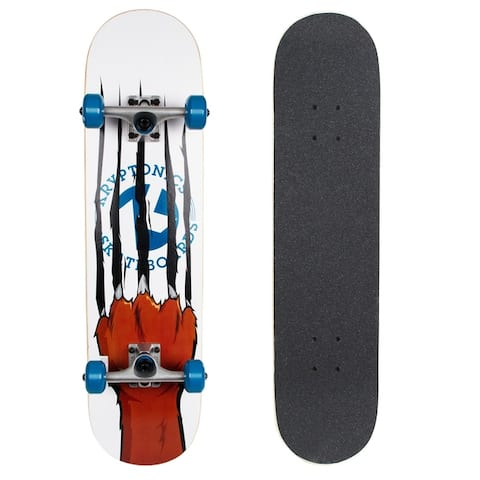 "Kryptonics Star Series Complete Skateboard (31"" x 8"") - 31"""