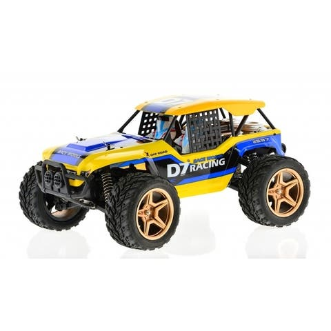 1:12 rock crawler with rechargeable batteries