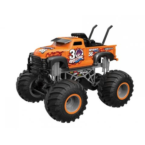 1/16 Monster Jam truck - Orange