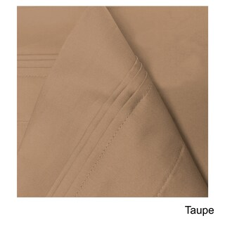Superior Egyptian Cotton 650 Thread Count Solid Pillowcase Set (Set of 2) (3 options available)